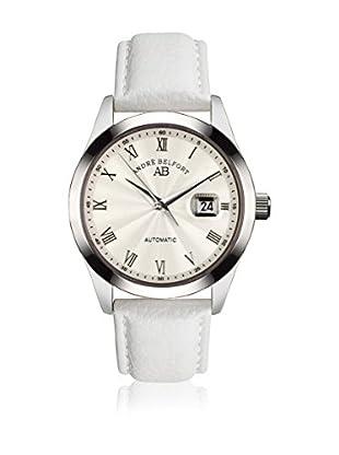 André Belfort Reloj automático Man Empereur Blanco 42 mm