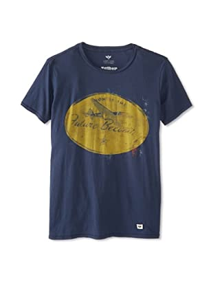 Thirty Nine Men's Future Becoming T-Shirt (Navy)
