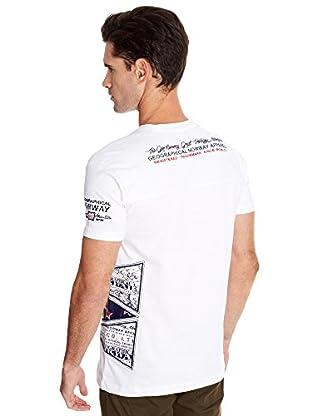 Geographical Norway T-Shirt Jabadou