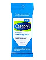 Cetaphil Gentle Cleansing Cloth, 10 Count Pack Of 3