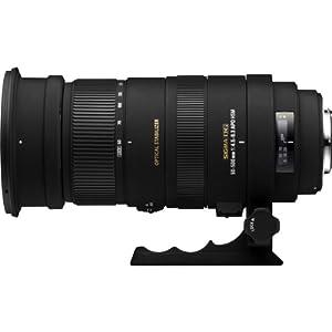 シグマ 50-500mm F4.5-6.3 DG OS HSM キヤノン用