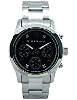 Giordano Analog Black Dial Women's Watch - A2011-11