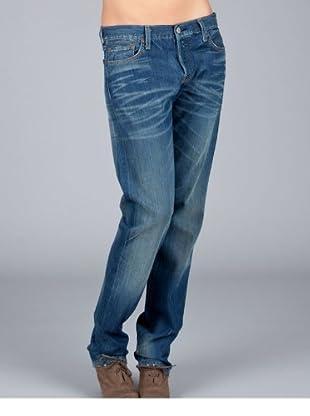 Levis Jeans Brava 501 (Denimblau)