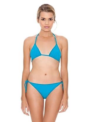 Monoplaza Bikini Light (Turquesa)