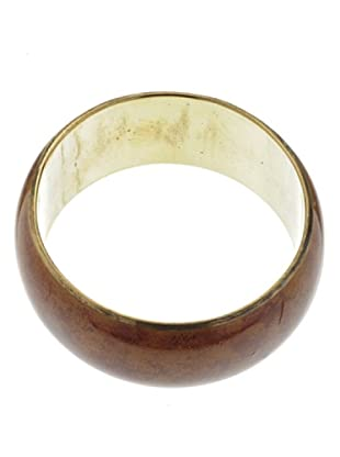 Anna Biblò Touchstone Bangle ocra