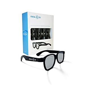 RealD 3D Glasses (4-pack)