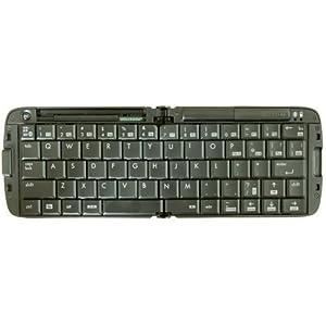 リュウド 折りたたみワイヤレスキーボード Rboard for Keitai (Bluetooth HID/JIS配列) RBK-2100BTJ