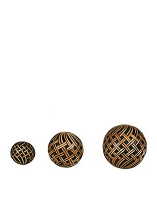 Kenay Set 3 Bolas Set 3 Bolas Wicker