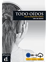 Todos Oidos: Libro Del Alumno + CD (Levels A1 and A2)