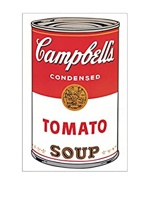 Artopweb Panel Decorativo Warhol Campbell