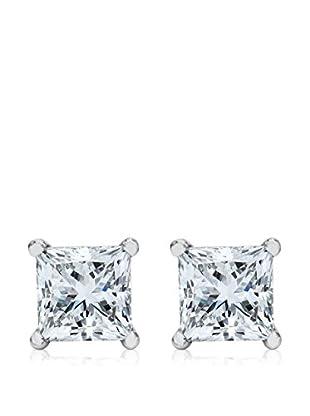 Diamond Style Ohrringe Princess Stud