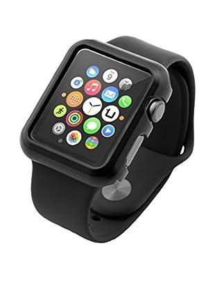 Unotec Cover Apple Watch schwarz