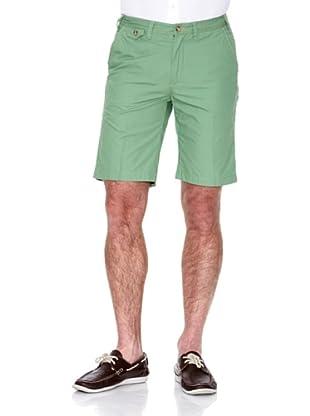 Cortefiel Bermuda Básica (Verde)