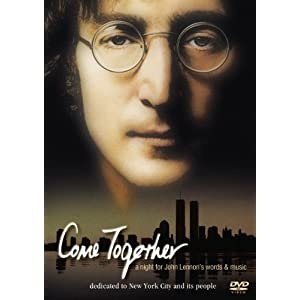 Come Together a night for John Lennon's words & music