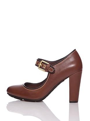 Rockport Zapatos Tacón Jalicia Mary Jane (Marrón)