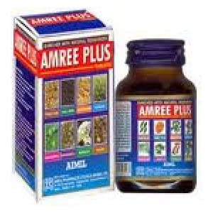 Amree Plus capsules - 60Cap - (Aimil)