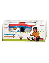 Edushape Baby Bongo Set (Color may vary)