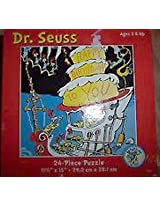 "Dr. Seuss Happy Birthday to You Jigsaw Puzzle - 24 pcs 11.5""x15"""