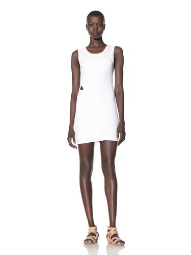 Kimberly Ovitz Women's West Dress with Cutout (White)