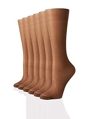 Dim Socken Diams Voile 19D