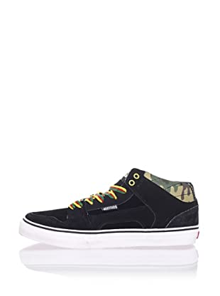 Etnies Men's JP Walker RVM 2 Shoe (Black/Camo)