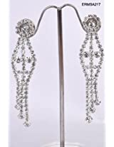 Fashionable Stone Studded Earrings