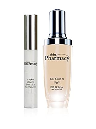 Skin Pharmacy Gesichtspflege Kit 2 tlg. Set Light