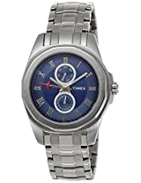 Timex Analog Blue Dial Men's Watch - I201