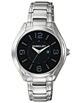 Morellato Analog Black Dial Men's Watch - R0153104004