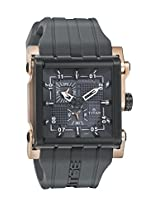 Titan HTSE 3 Analog Black Dial men's Watch - 1635KP03