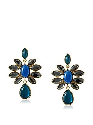 Fragments Fancy Black & Blue Chandelier