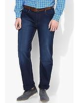 Blue Regular Fit Jeans (frazer) Nu Eco