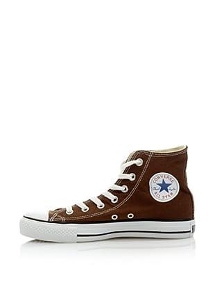 Converse Zapatillas All Star Hi (Chocolate)
