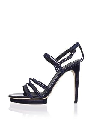 Calvin Klein Collection Women's Kora Platform Sandal (Cauldron)