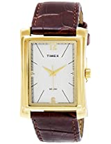 Timex Classics Analog Silver Dial Men's Watch - TI000V60000