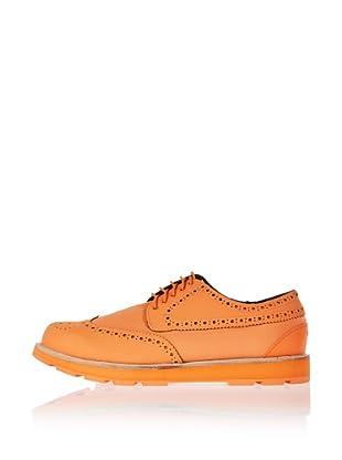 Swims Zapatos Clásicos Charles Full Brogue (Naranja)