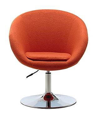 Ceets Hopper Adjustable Leisure Chair, Orange