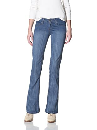 Guido & Mary Women's Hayley Bootcut Jean (Rockwell)