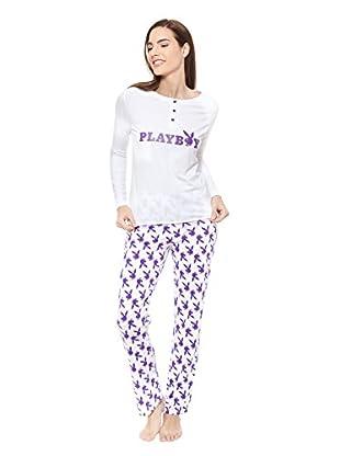 PLAYBOY Nightwear Pijama Cosy Time Cozy Nights