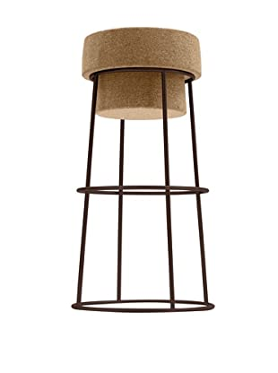 Domitalia Bouchon Counter Stool, Bronze