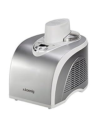 H.koenig Eiscreme Maschine HF180 stahl