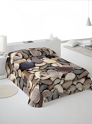 Naturals Colcha Bouti Stones (Multicolor)