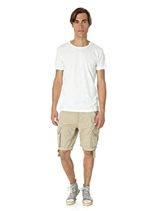 Jack & Jones T-Shirt Loui Ray regular fit (Blanco)