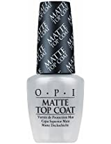 OPI: T35 Matte Top Coat 0.5 oz OOS !!