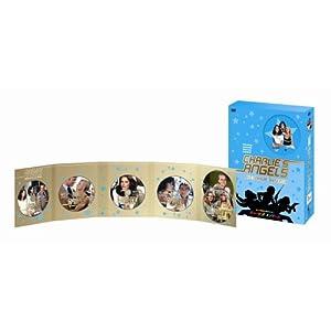 地上最強の美女たち! チャーリーズ・エンジェル コンプリート3rdシーズン DVD-BOX