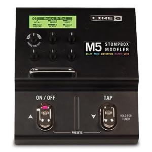 Line6 M5 Stompbox Modeler