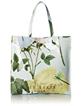 Ted Baker Roscon Distinguish Rose Icon Bag, Mint, One Size