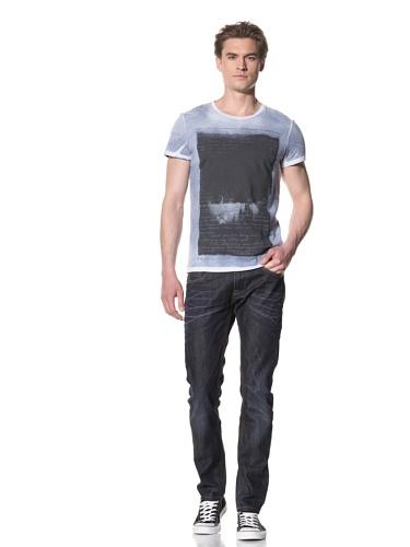 Rogue Men's Short Sleeve T-Shirt (Light Blue)