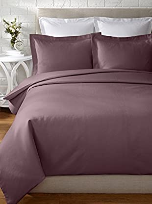 Westport Linens 1200 TC Egyptian Cotton Duvet Sets (Plum)