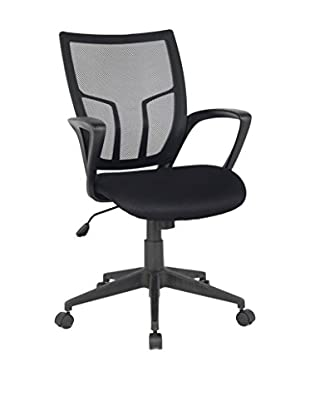 Home Low Cost Silla De Oficina Lawyer 33 Negro